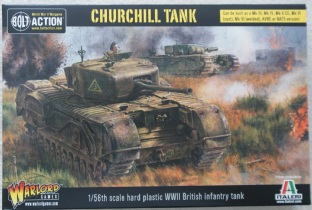 Warlord Games 28mm WGB-BI-402011002 Churchill MK III, IV, V, VI, AVRE & NA75